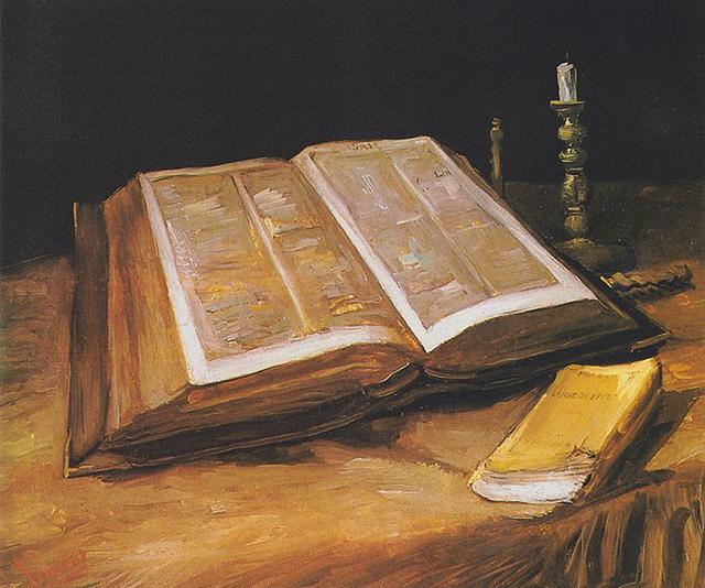 709px-Van_Gogh_-_Stillleben_mit_Bibel.jpeg