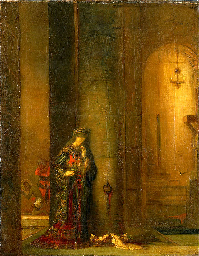 797px-Gustave_Moreau_-_Salome_at_the_Prison_-_Google_Art_Project.jpg