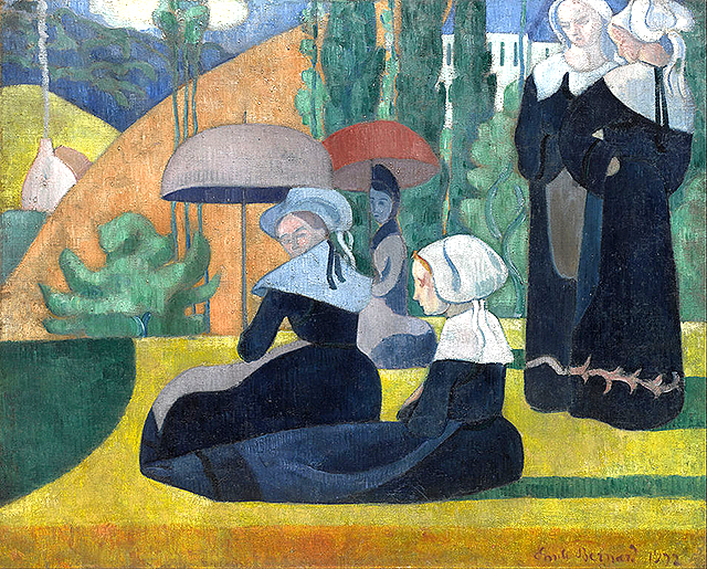 954px-Emile_Bernard_-_Breton_Women_with_Umbrellas_-_Google_Art_Project.jpg