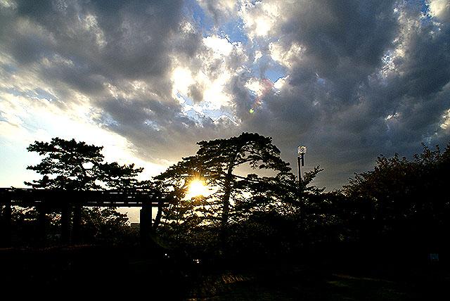 tamagawast_tamagawadai_sunset.jpg